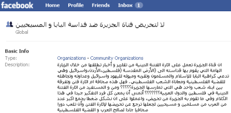 حملة علي الجزيرة